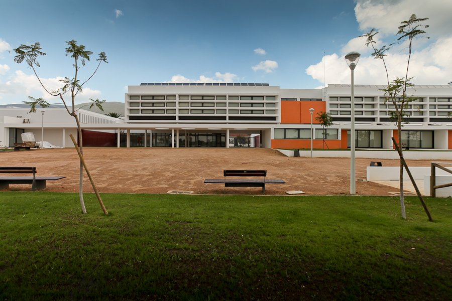 Construção do Centro Escolar de Pedrógão