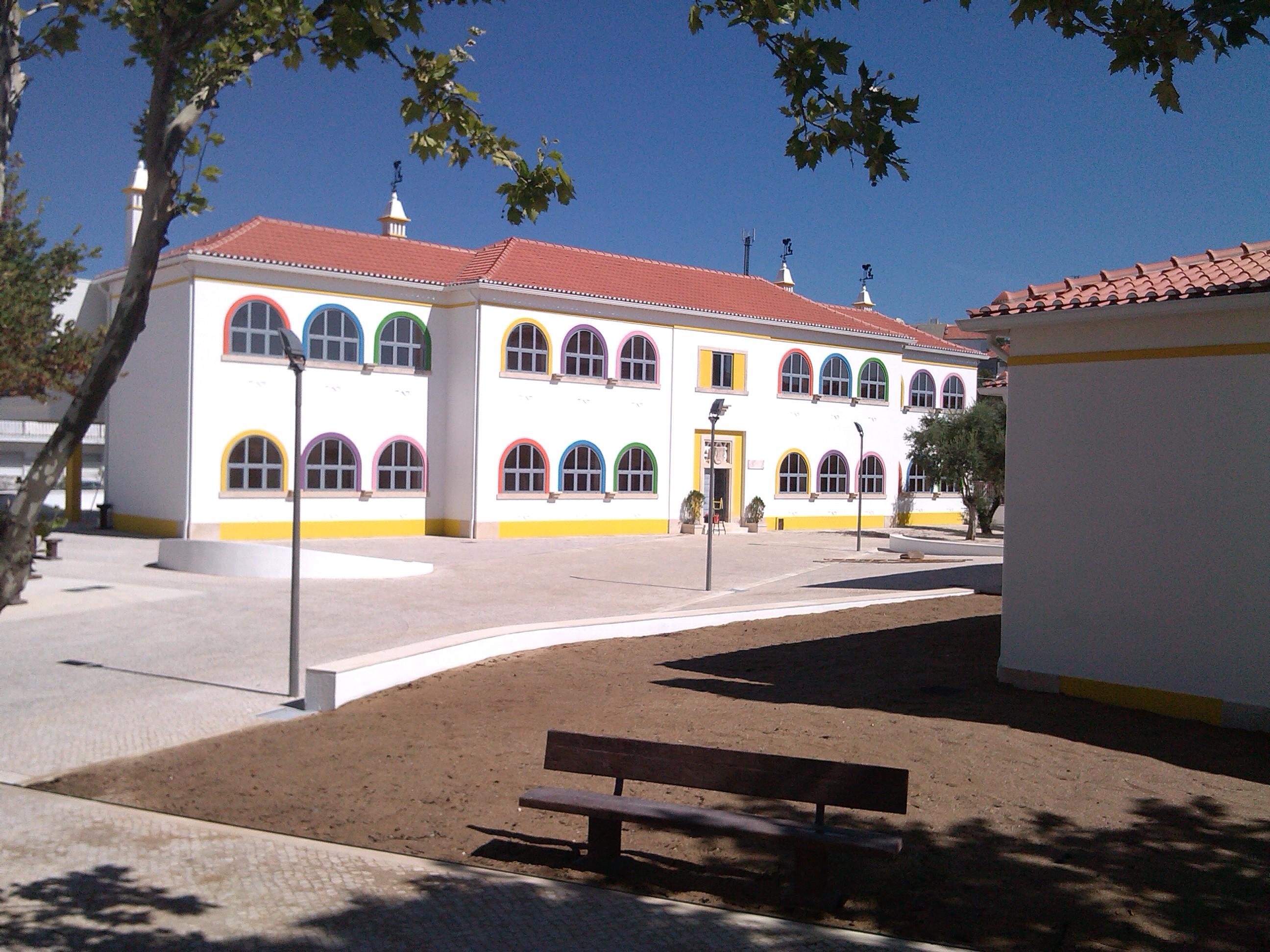Remodelação do Centro Escolar EB1/JI Visconde São Gião