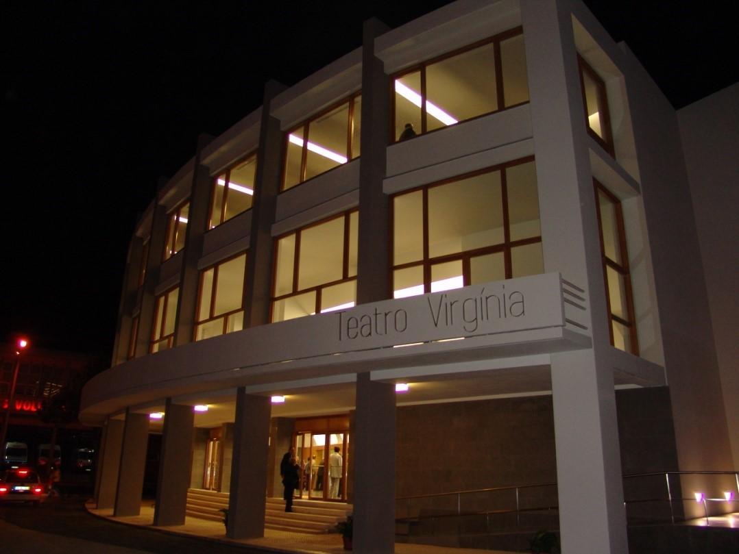 Remodelação do Cine-Teatro Virgínia
